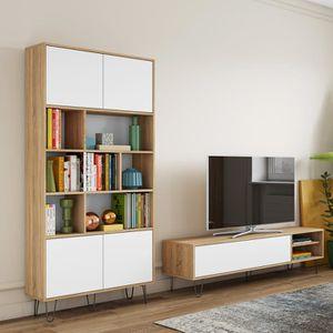 Meuble tv vintage achat vente meuble tv vintage pas - Meuble tv retro pas cher ...