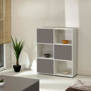 meuble oslo achat vente meuble oslo pas cher cdiscount. Black Bedroom Furniture Sets. Home Design Ideas