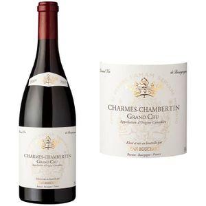 VIN ROUGE Jean Bouchard Charmes Chambertin Grand Vin de Bour