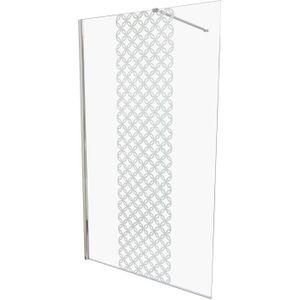 paroi fixe douche italienne comment poser une paroi dans une douche luitalienne with paroi fixe. Black Bedroom Furniture Sets. Home Design Ideas