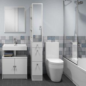 Colonne salle de bain achat vente colonne salle de for Separation de salle de bain