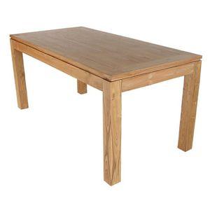 TABLE À MANGER SEULE CLEA Table à manger de 6 à 8 personnes style scand