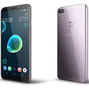 SMARTPHONE HTC Desire 12+ Argent Nacré