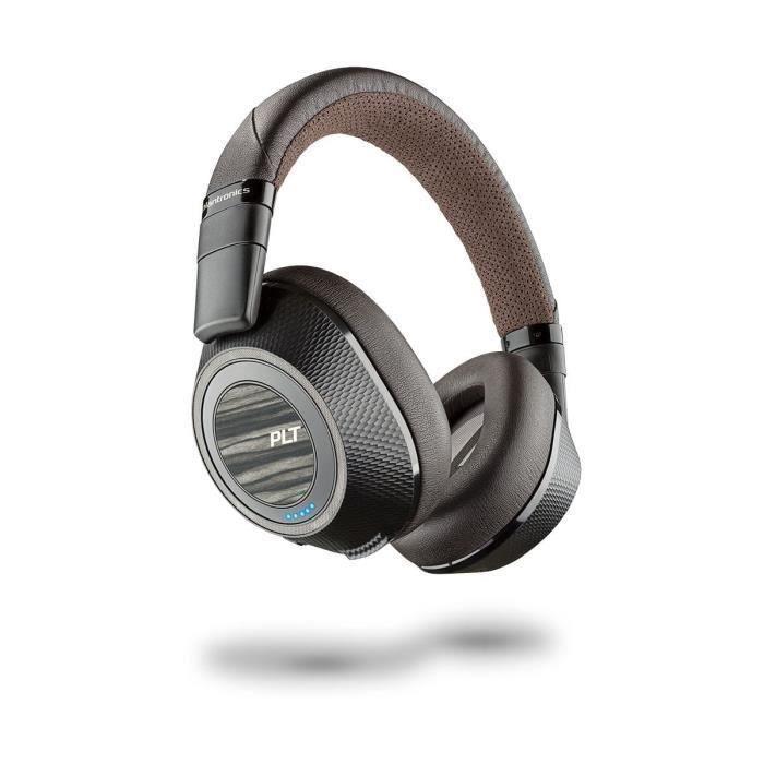 Plantronics Backbeat Pro 2 Casque Bluetooth Avec Technologie Antibruit Et Microphone Intégré