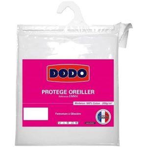 PROTEGE OREILLER DODO Protège-oreiller Emma 60x60 cm