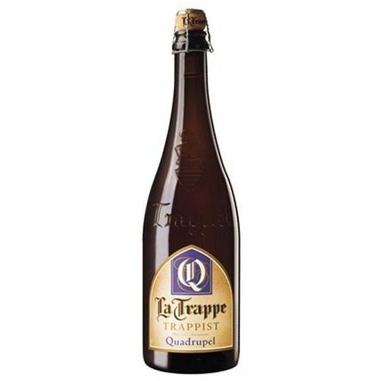 BIÈRE BRASSERIE LA TRAPPE Quadruple - Bière Ambrée - 75