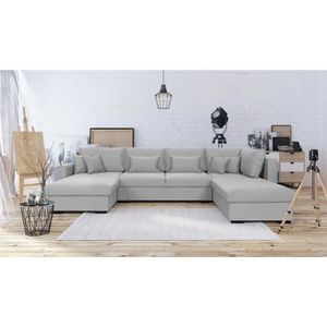 canape d angle 7 places achat vente canape d angle 7. Black Bedroom Furniture Sets. Home Design Ideas