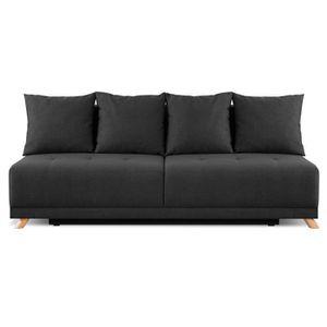 canap convertible 2 places achat vente canap convertible 2 places pas cher soldes d s. Black Bedroom Furniture Sets. Home Design Ideas