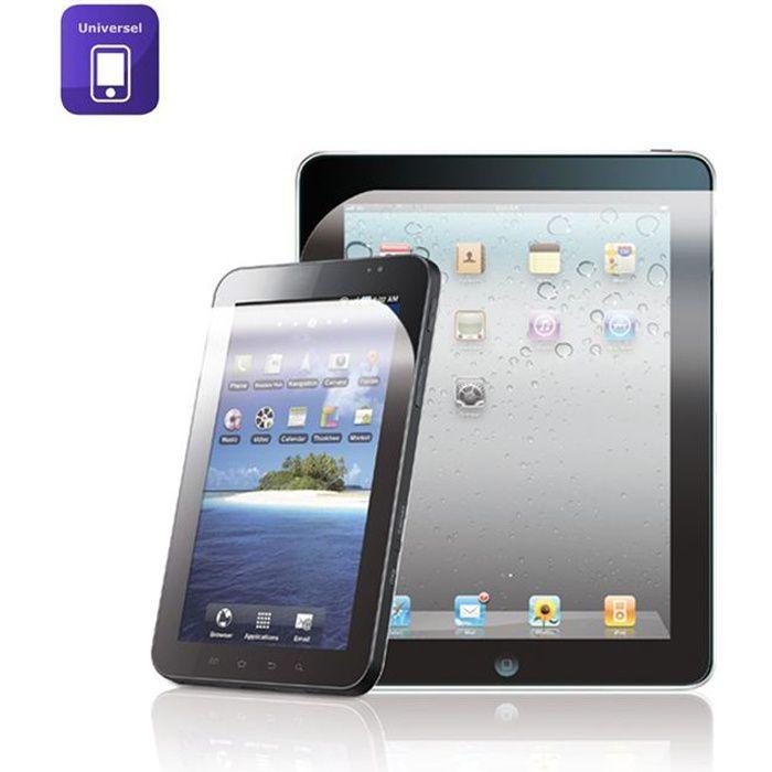 protection cran tablette tactile achat vente pas cher. Black Bedroom Furniture Sets. Home Design Ideas