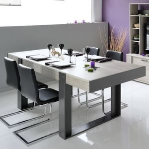 Table tulipe blanche achat vente table tulipe blanche for Table a manger 10 personnes