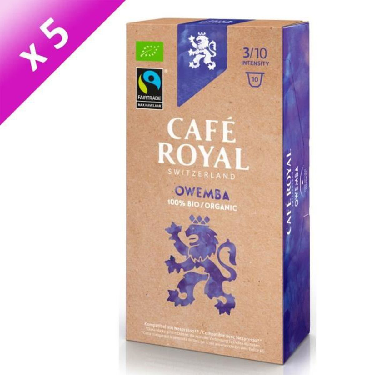 Cafe Royal Capsule Moins Cher