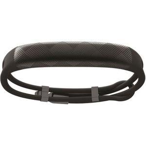 BRACELET D'ACTIVITÉ Bracelet Connecté - JAWBONE UP2 Rope Black Diamond