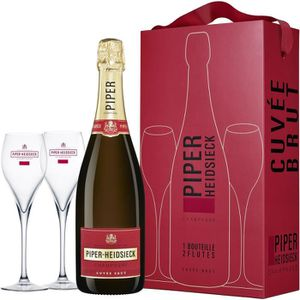 CHAMPAGNE Champagne Piper-Heidsieck Cuvée Brut 12° 75 cl ave