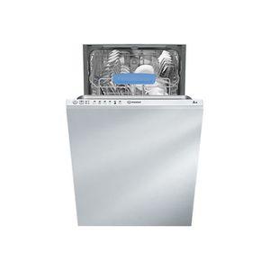 LAVE-VAISSELLE INDESIT DISR16M19AEU - Lave-vaisselle tout intégra