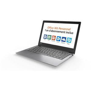 ORDINATEUR PORTABLE Ordinateur Ultrabook - LENOVO Ideapad 120S-14IAP -
