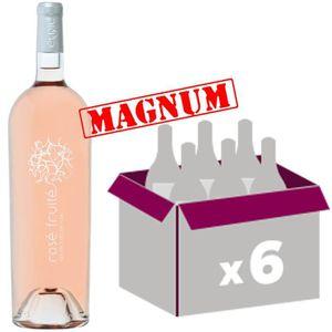 VIN ROSÉ MAGNUM Cantarelle Elodie IGP Var 2016 - Vin rosé f