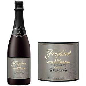 PÉTILLANT & MOUSSEUX Freixenet Brut Vintage Espécial Cava 2014  - Vin b