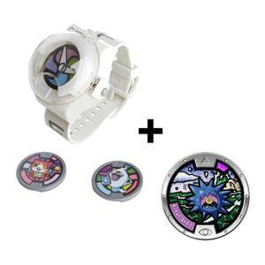 Medaille yokai watch achat vente jeux et jouets pas chers for Porte medaillon yo kai watch