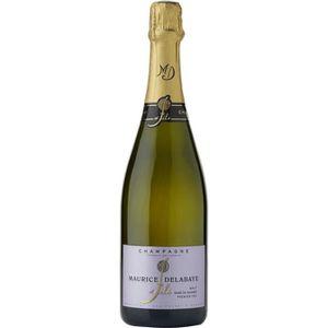 CHAMPAGNE MAURICE DELABAYE & FILS Champagne - Brut - Rosé de