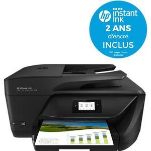 IMPRIMANTE HP Officejet Pro 6950 avec 2 ans d'abonnement Inst