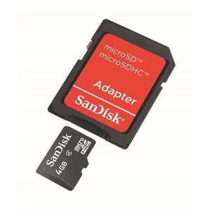 CARTE MÉMOIRE SanDisk Compact Flash Ultra 8 Go