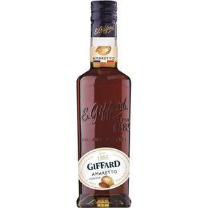 LIQUEUR Giffard Liqueur Amaretto 25% 35cl