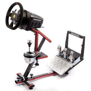 volant et pedalier pc achat vente volant et pedalier pc pas cher cdiscount. Black Bedroom Furniture Sets. Home Design Ideas