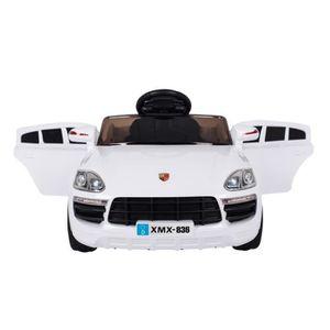 VOITURE ENFANT E-ROAD Voiture Electrique Enfant Type Porsche - Ro