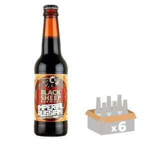 BIÈRE BLACK SHEEP IMPERIAL RUSSIAN Bière Brune 8,5° 0,33