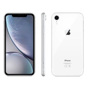 SMARTPHONE APPLE iPhone XR Blanc 128 Go