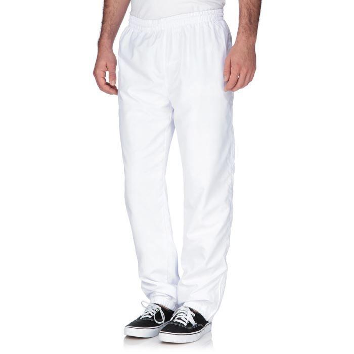 Custer Vente Achat De Blanc Survêtement Jogging Pantalon Homme j3R54AL