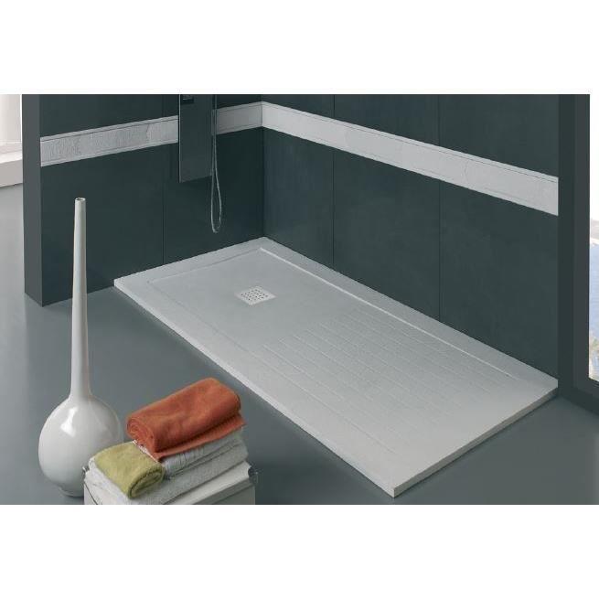 receveur de douche extra plat 90x160