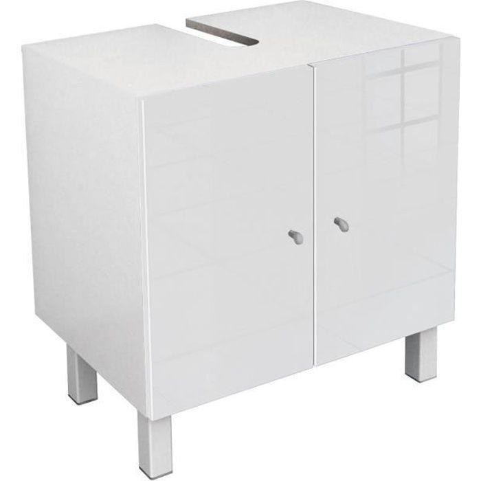 meuble sous lavabo achat vente meuble sous lavabo pas. Black Bedroom Furniture Sets. Home Design Ideas