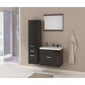 Meuble salle de bain 60 cm achat vente meuble salle de for Meuble vasque 60 cm salle bain