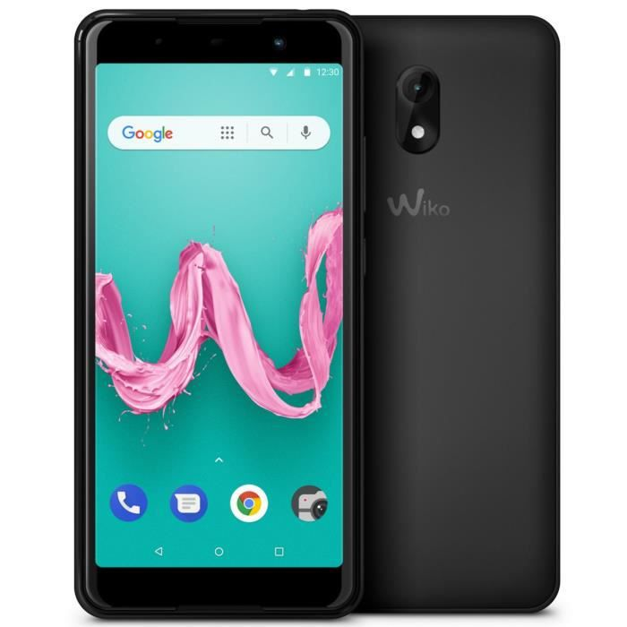 SMARTPHONE Wiko Lenny 5 Anthracite