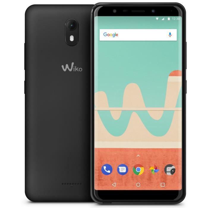 SMARTPHONE Wiko View Go Anthracite