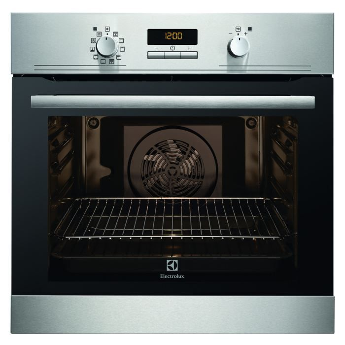 electrolux eoc2401aox four multifonction pyrolyse achat. Black Bedroom Furniture Sets. Home Design Ideas