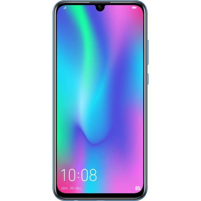 SMARTPHONE HONOR 10 Lite Bleu saphir 64 Go - Version français