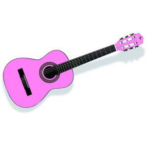 GUITARE DELSON Guitare classique 1/8 Cordoba rose