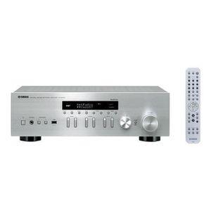 AMPLIFICATEUR HIFI YAMAHA R-N402D Amplificateur Hifi Connecté - Argen
