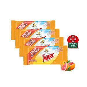 LINGETTE NETTOYANTE Pack ST MARC   Lot de 4 paquets de 40 lingettes ne 50caa0fb75c4