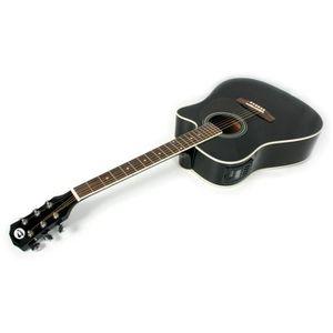 GUITARE LMP 620631 Guitare électro-acoustique type Dreadno