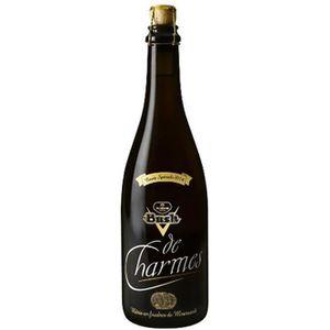 BIÈRE BRASSERIE DUBUISSON Bush de Charmes Bière Blonde -
