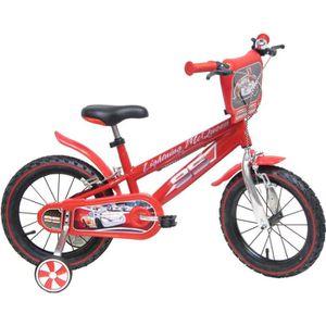 VÉLO ENFANT CARS Vélo  3/5 ans 14'' Enfant