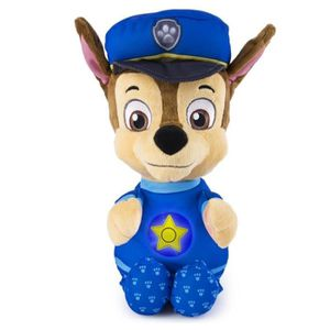 FIGURINE - PERSONNAGE PAT'PATROUILLE Peluche Veilleuse Chase