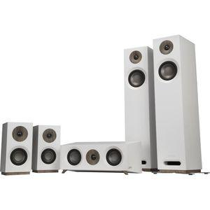 PACK ENCEINTE JAMO S805HCS Pack Home Cinéma 5.0 - White Ash
