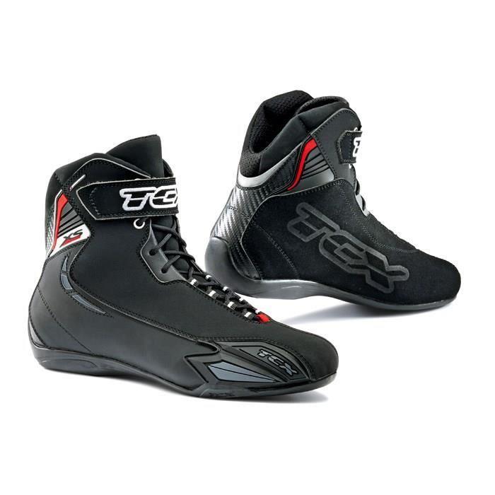 CHAUSSURE , BOTTE TCX X,Square Sport Paire de Chaussures Moto Noires