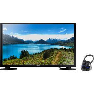 PACK TV LED ET ACCESSOIRES Pack SAMSUNG UE32J40 TV LED HD 80cm + MELICONI HP3
