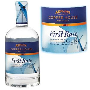 GIN Adnams first rate gin 48°70cl