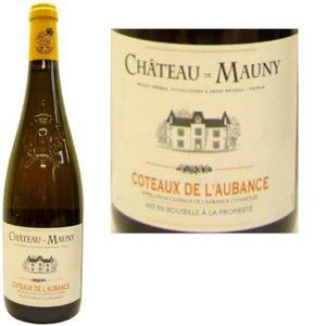 VIN ROUGE Château de Mauny 2012 Coteaux de l'Aubance - Vin b